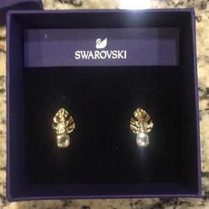 NEW- Swarovski Tropical Earrings